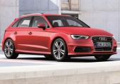 2014 World Car of the Year Finalist Audi A3