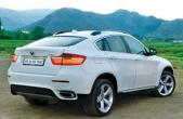 2014 BMW X6 - Looks Too High