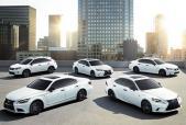 2015 Lexus Model Lineup