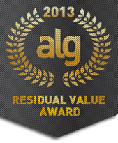 ALG Residual Value Award