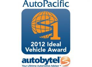 2012 Ideal Vehicle Awards