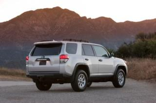 Toyota 4Runner is Great for Summer Trips