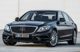 2014 Mercedes-Benz S Class - 2014 World Luxury Car Winner