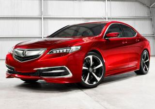 2015 Acura TLX on the Short List for Car of the Year
