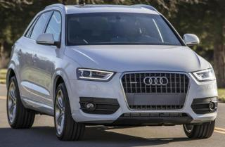 2015 Audi Q3 on the Short List for Truck of the Year