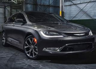 Redesigned 2015 Chrysler 200