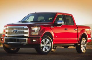 Best-Selling 2016 Ford F-Series Truck