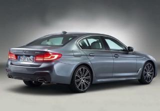 2018 BMW 540i