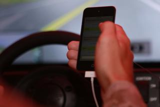 Texting while driving is dangerous, and illegal