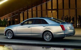 2014 Cadillac CTS - Motor Trend Car of the Year
